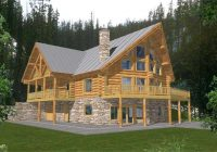 log homeplans home design ghd 1050 9713 4 Bedroom Cabin Plans
