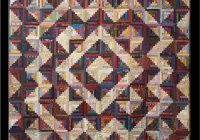 logcabinlayouts log cabin quilt pattern variations Examples Of Log Cabin Quilts