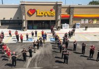 loves opens new locations in big cabin oklahoma and Big Cabin Truck Stop
