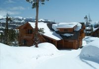 luxury 5 bdr4 bath ski inski out big sky cabin with hot tub powder ridge Big Sky Montana Cabins