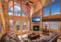 luxury cabin amazing view hot tub wifi fireplace updated Amazing View Cabins