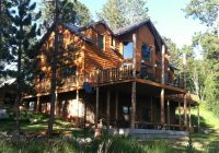 luxury cabin in the black hills of south dakota terry peak Black Hills South Dakota Cabins