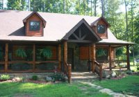 luxury cabin on mountain fork river offering spring discounts smithville Mountain Fork River Cabins