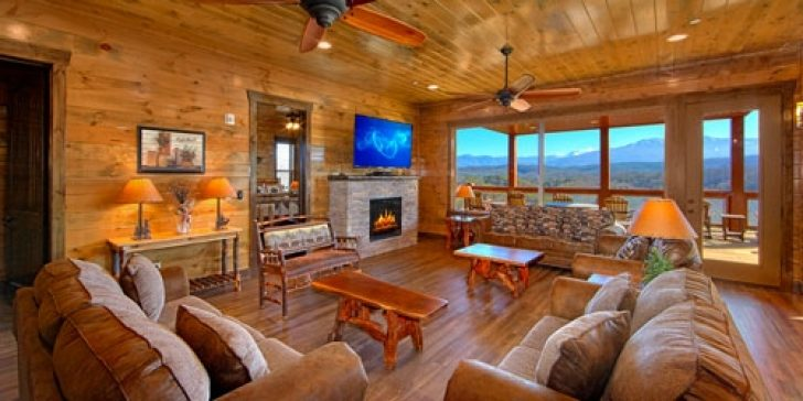 Permalink to 10 Luxury Cabins Smoky Mountains