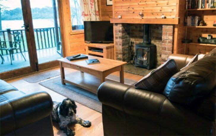 Permalink to 10 Person Log Cabin Lake District Gallery