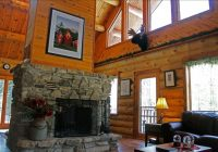 luxury log cabin in egg harbor egg harbor Cabins In Door County