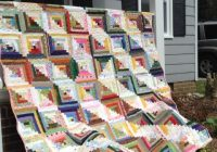 make yourself at home 7 cozy log cabin quilt patterns Log Cabin Quilter