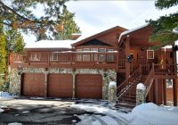 mammoth lakes monthly vacation rental large 6 bedroom sleeps Mammoth Mountain Cabin