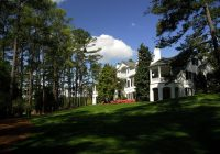 members cabins at augusta national golf club in augusta Augusta National Cabins