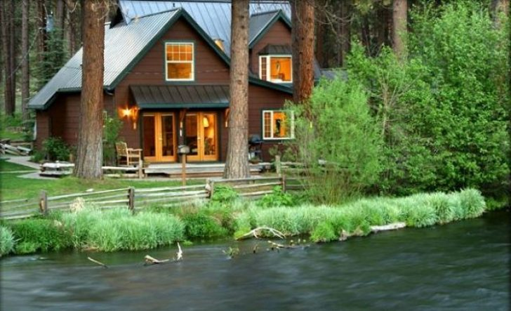 Permalink to Cozy Metolius River Cabins Gallery