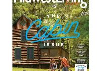 midwest living launches live cabin living issue 04192020 Cabin Living Magazine