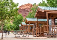 moab valley rv resort campground go camping america Moab Camping Cabins