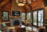 modern cabin living room ideas design country cottage Country Cabin Living Room Ideas