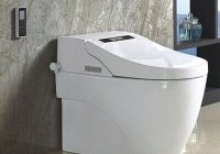 monga bathroom fully automatic intelligent toilet one piece Automatic Bathroom