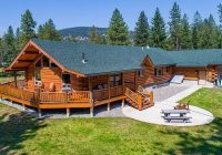 montana log homes amish log builders meadowlark log Amish Built Homes