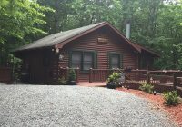 mountain dream a full log cabin has porch and grill Cherry Log Ga Cabin Rentals