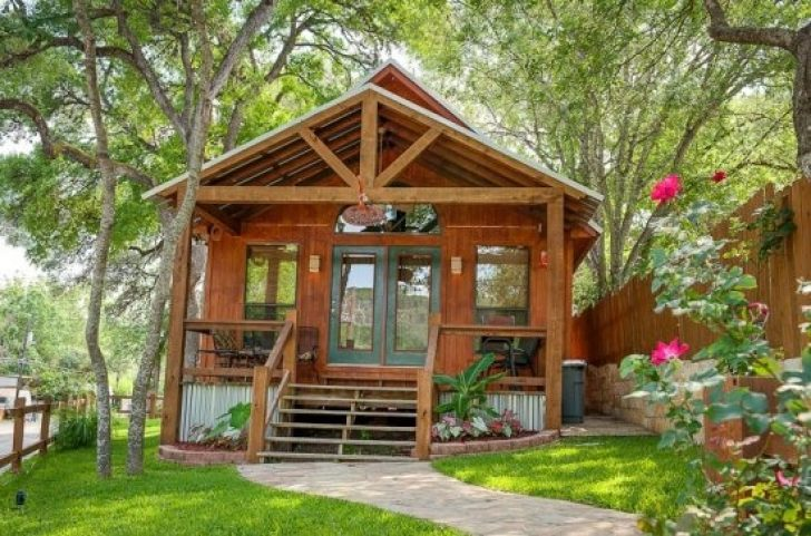 Permalink to Cozy New Braunfels Cabin Gallery