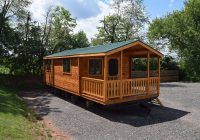 new guest cabin at mountain top campground mountain top Mobile Cabin Homes