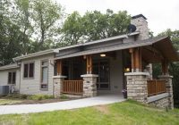 new six bedroom cabins opening at mahoney local Mahoney State Park Cabin