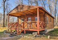 new wintersong 1br buena vista cabin in forest in buena Buena Vista Cabins