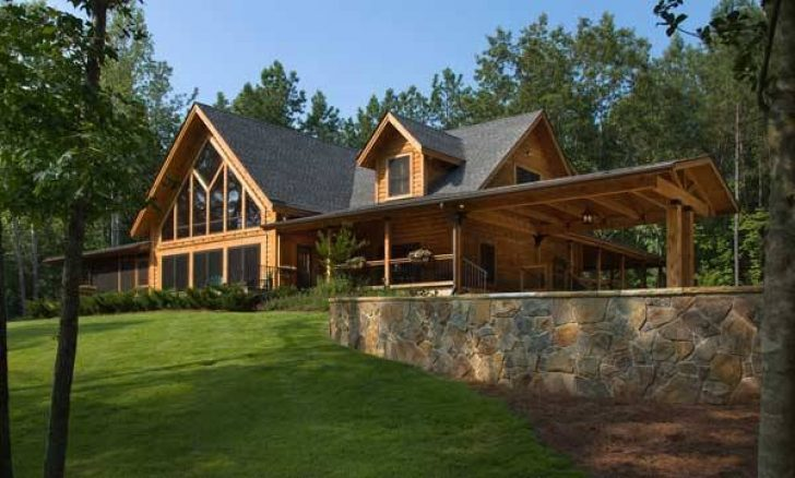 Permalink to Log Cabin Homes In Nc Ideas