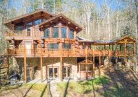 north georgia riverfront log cabinshomes for sale Cabin North Georgia