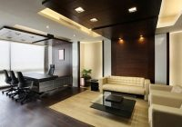office cabin interior designing in sector 28 gurgaon bhd Office Cabin Interior