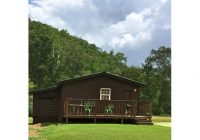 on the water natural bridge cabin company Natural Bridge Cabin Company