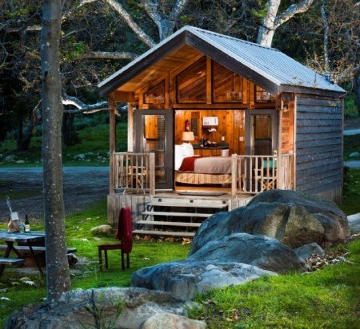Permalink to 11 Small Lake Cabin Ideas Gallery