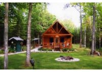 onaway mi vacation rental black lake cabin retreat Black Lake Cabins