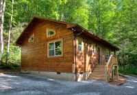 one bedroom cabin rentals near bryson city and cherokee One Bedroom Cabins
