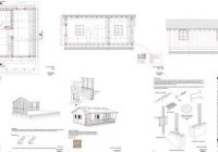 one room cabin plans madison Cabin Building Plans