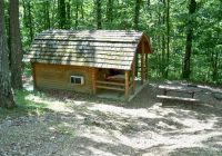 one room camping cabin picture of harpers ferry civil Harpers Ferry Cabins