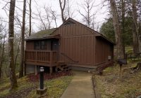 our cabin from outside picture of cumberland falls state Cumberland Falls Cabins