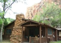 our cabin picture of zion lodge zion national park Zion Lodge Cabins