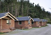 our five cabins picture of cama beach state park camano Camano Island Cabins