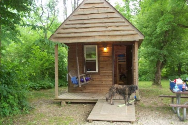Permalink to 11 Allegheny National Forest Cabins Gallery
