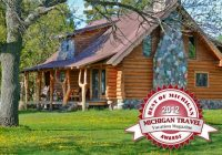 papins resort your drummond island resort lodging Upper Peninsula Cabins