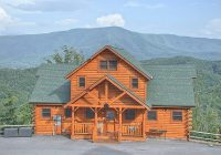 parkside palace 4 bedroom cabin in sevierville 4 Bedroom Cabins In Gatlinburg