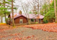peaceful lakefront cabin rental with a private dock on deep creek lake maryland Cabins In Deep Creek Md