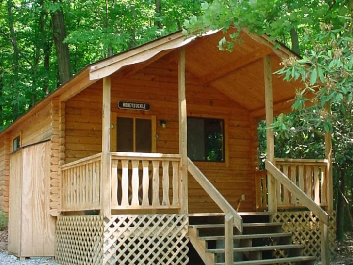 Permalink to Minimalist Pet Friendly Camping Cabins