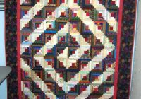 photo gallery and layout tips for log cabin quilts Examples Of Log Cabin Quilts