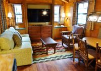 photo tour of a refurbed cabin at disneys fort wilderness Disney World Cabins