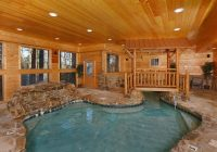 pigeon forge tn cabins copper river Tennessee Cabins With Indoor Pool