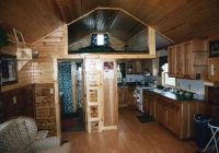 pin kevin kahler on cabins tiny house cabin lofted Decorating A Small Cabin Loft