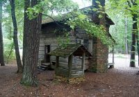 pioneer log cabin places to explore callaway resort Cabins At Callaway Gardens