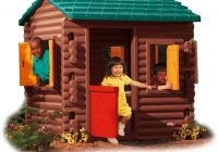playhouses for kids little tikes log cabin kool toyz Little Tikes Log Cabin Playhouse