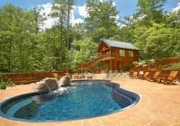 pool house a gatlinburg cabin rental Gatlinburg Cabin With Pool