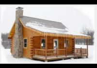 pre built hunting cabins under 10000 youtube Hunting Cabins Kits