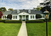 president eisenhower had his own cool cabin at augusta Augusta National Cabins